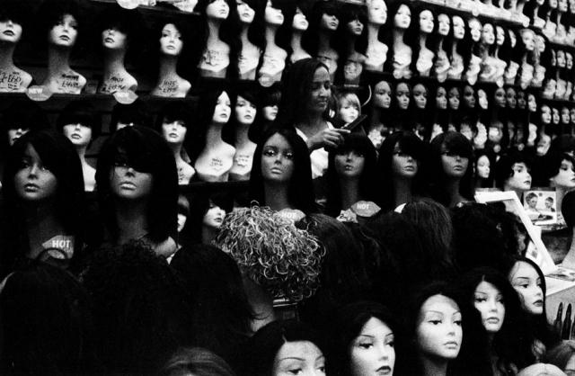 Catwalk Heads, Brixton Market, SW9
