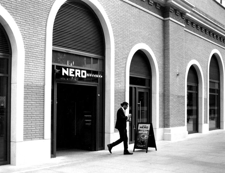 Nero Express, St Thomas' Street, London Bridge Station SE1