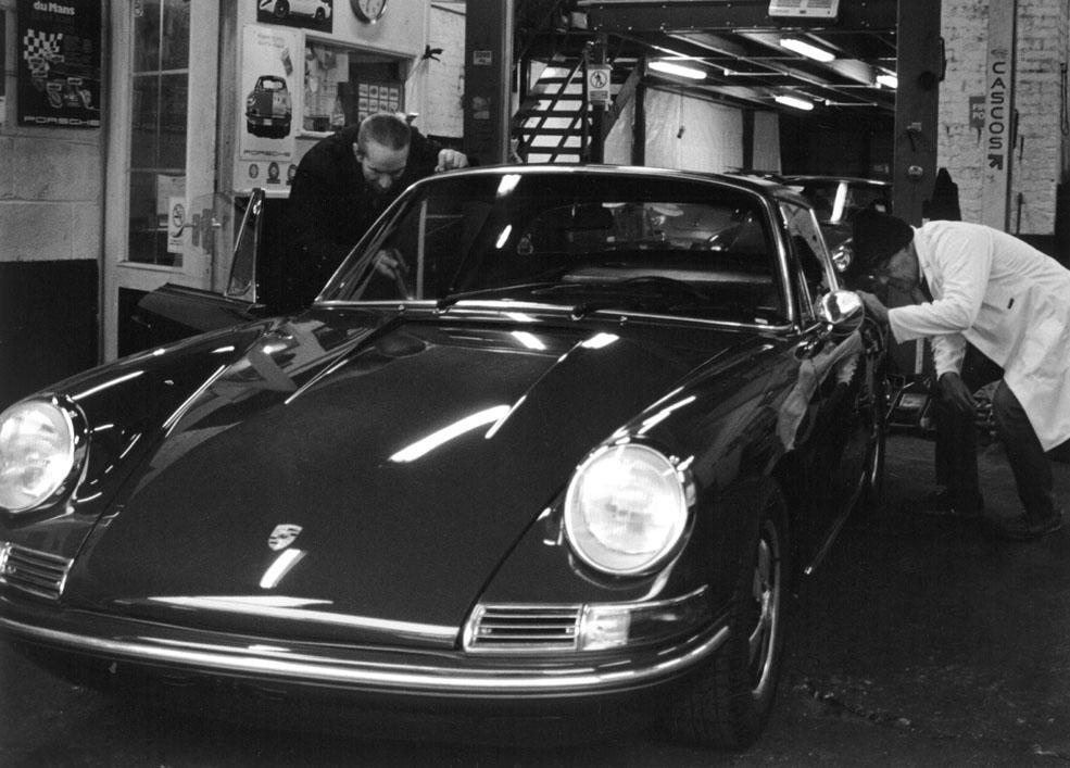 Tower Porsche, Druid Street, Bermondsey SE1