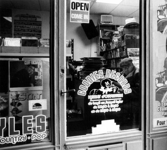 Goodies Records, Passage du Bourg l'Abbé
