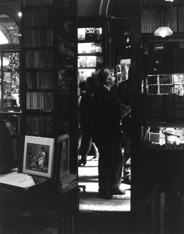 The Bookseller, Galerie Vivienne