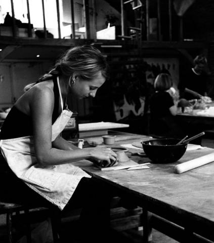 Olivia, Turning Earth Studio, Hoxton E2