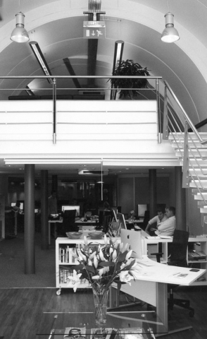 The Digital Consultancy, Wootton Street, Waterloo East SE1