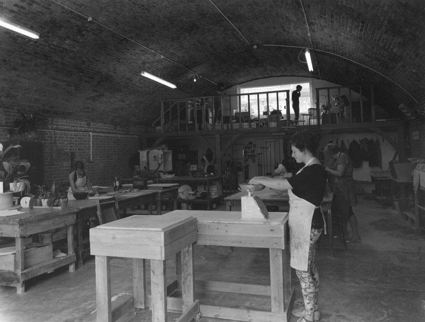 Turning Earth Ceramics Studio, Haggerston E2
