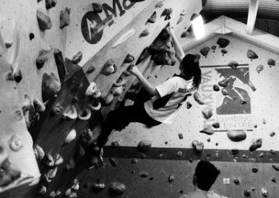 VauxWall Climbing Centre, Vauxhall SW8