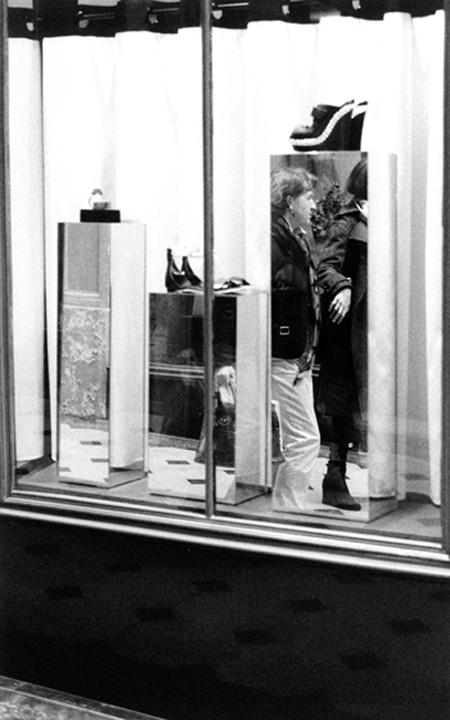 Madeleine mirror, Passage de la Madeleine