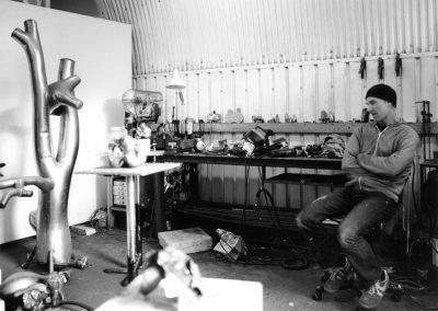 Simon Black, Sculptor, Deptford SE8
