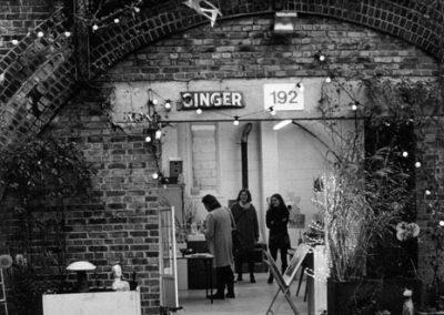 Ginger Studio, Blenheim Court, Peckham Rye SE15