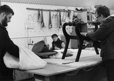 Steven Yardley Furniture Maker, Mile End E3