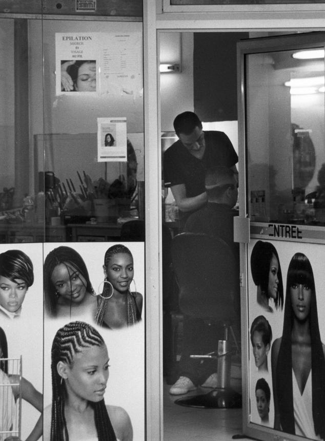 Hairdresser, Passage Du Prado