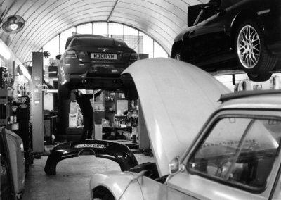 Xavier Autoclinic, Stamford Brook Arches, Hammersmith W6