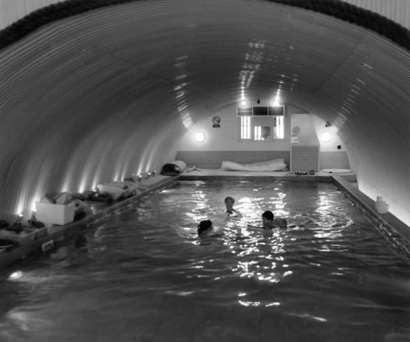 Laura Sevenus Tuition Swimming Pool, Wilson Walk, Stamford Brook W4