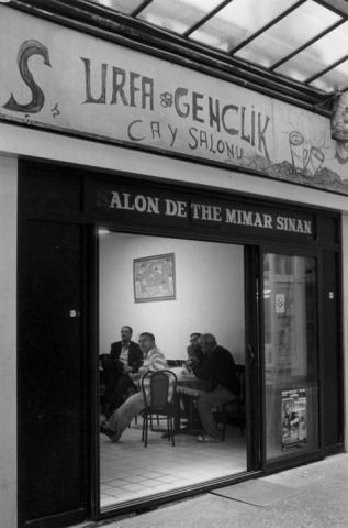 Turkish Tea Salon, Passage Du Prado