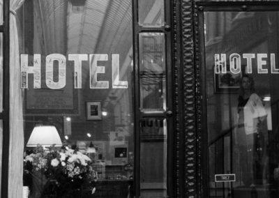 Hotel Chopin, Passage Jouffroy