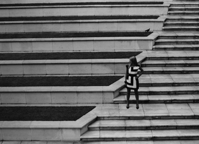 Angles. Jenna - The Amphitheatre, Sheldon Square W2
