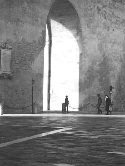 Arch, Lecce, Italy
