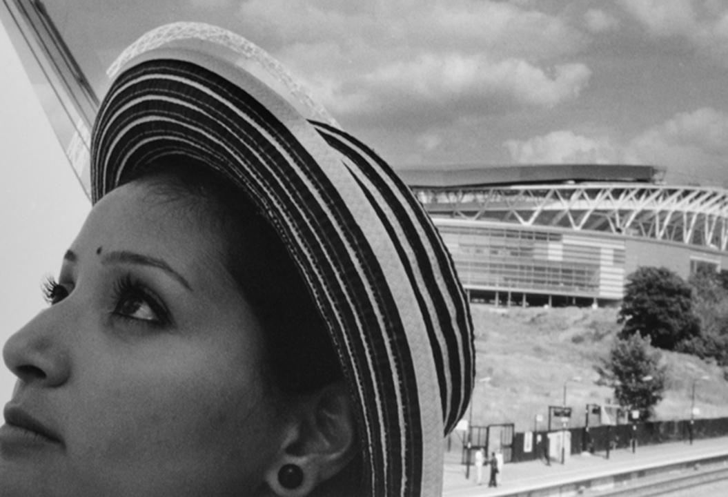 Curve. Jas - Wembley Stadium, HA9