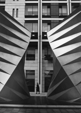 Figure, Paternoster Square