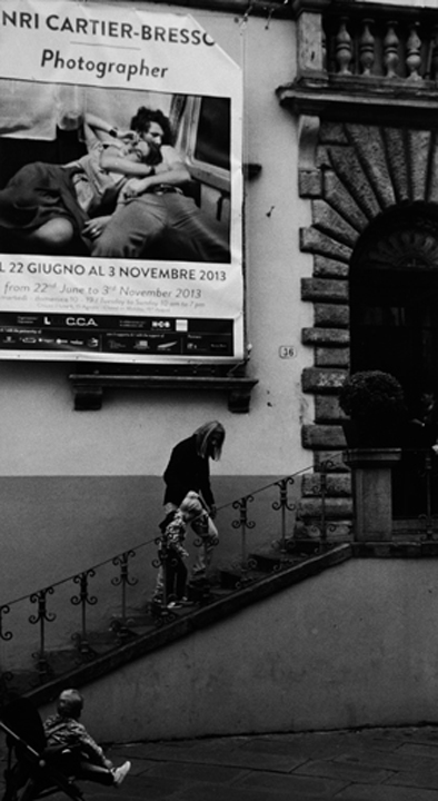 HCB- Start them young, Lucca Italy