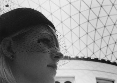 Lattice. Maddy - British Museum, WC1