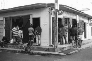 PSG vs Man Utd. Le Moule, Guadeloupe