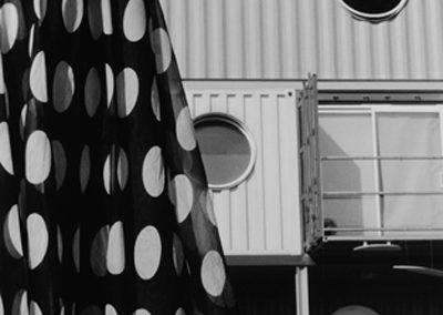 Polka Dots. Susan - Container City, E14