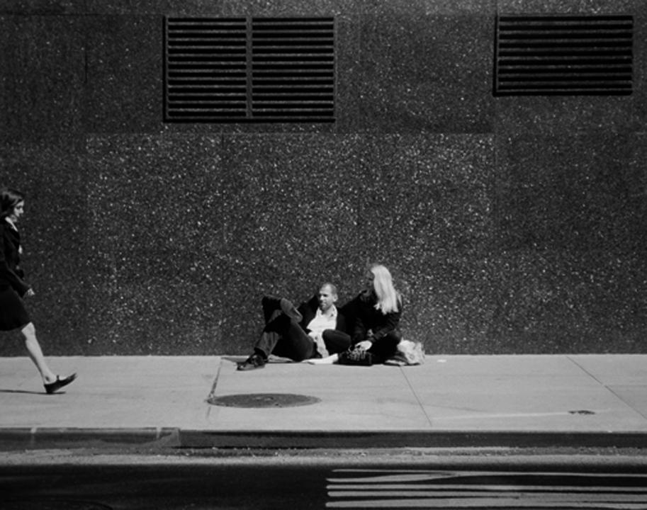 Sidewalk Layabouts
