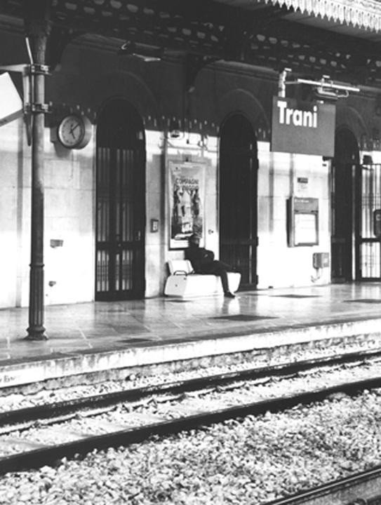 Trani Trains, Puglia Italy
