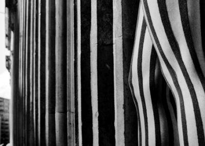 Vertical Stripes. Holly - Ionic Columns, EC2