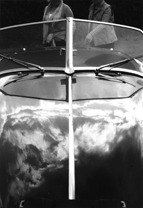 XK 120, Chenies
